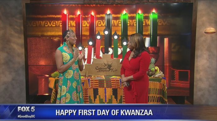 Culture Queen Fox 5 Kwanzaa